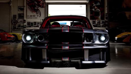 "1000-konny Ford Mustang ""Vicious"""