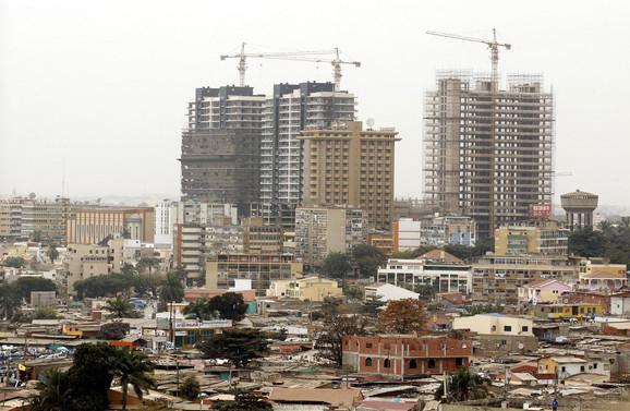 Glavni grad Angole: Luanda
