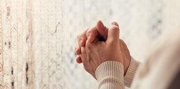 Kiedy oddawały się modlitwie, działo się coś złego