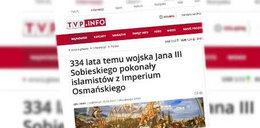 Ależ wpadka TVP Info! Internauci nie wytrzymali