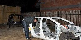 Policja rozbiła gang złodziei aut