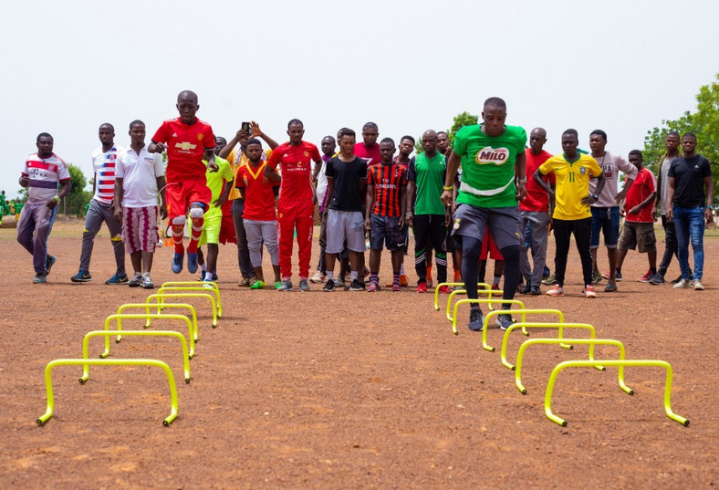 Soccer Clinic to commence Zone 1
