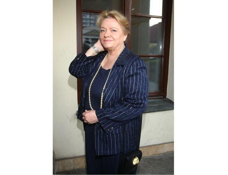 Anna Seniuk w serialu TVN
