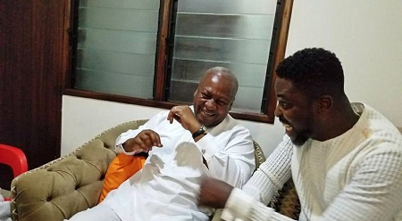 Apart from fighting corruption fighters, Akufo-Addo has done nothing better than Mahama – A plus