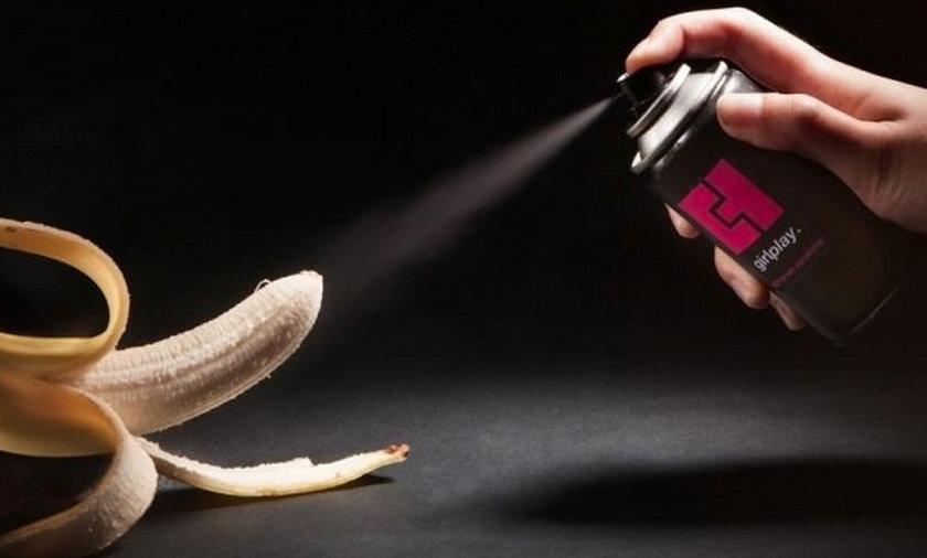 Prezerwatywy w sprayu