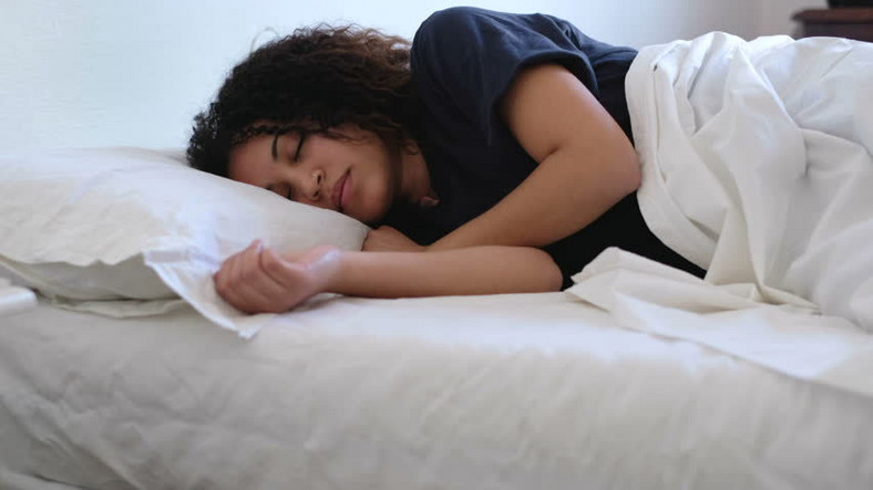 Getting plenty of sleep after heavy drinking can help your body recover [Shutterstock]