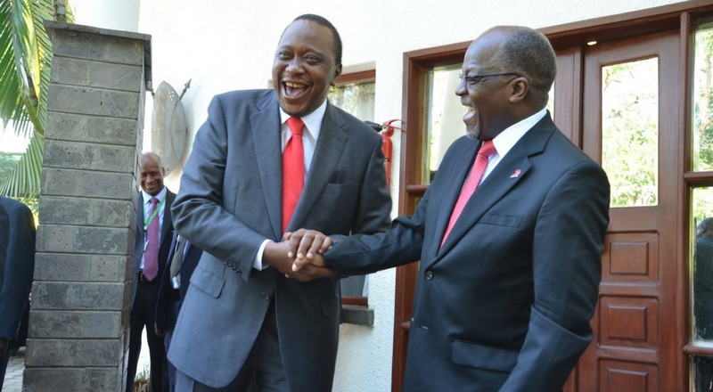 Uhuru takes humble pie in new message of reconciliation to Tanzania