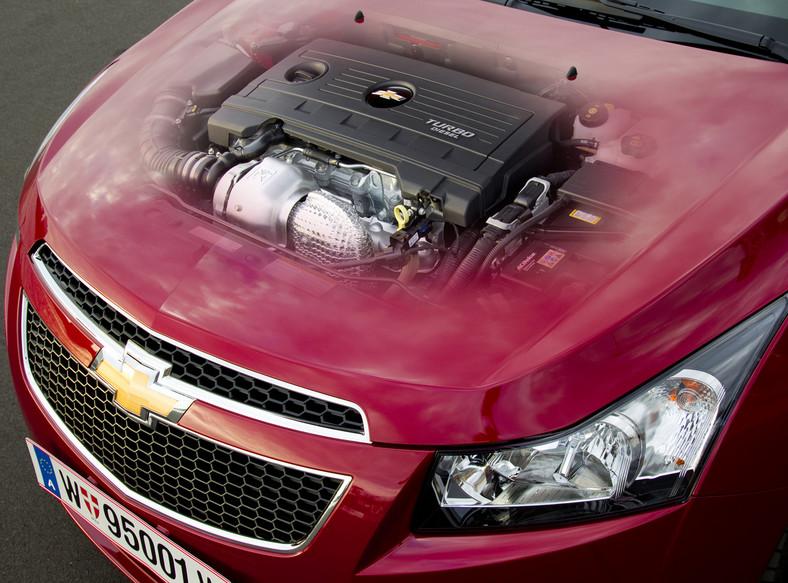 Silnik? Benzynowy lub turbodiesel
