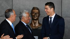 Lotnisko na cześć Cristiano wywołało dyskusję. Absurdalne popiersie Ronaldo
