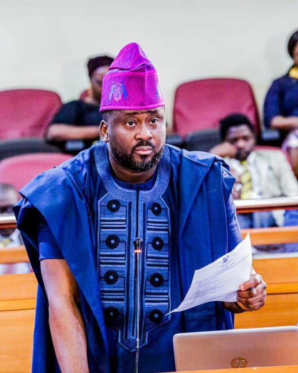 Desmond Elliot represents Surulere constituency of Lagos state [Instagram/DesmondElliot]