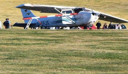 Katastrofa lotnicza w Niemczech. Samolot runął w tłum