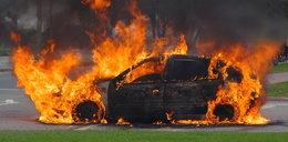 Tragedia w Orzeszu. Kobieta zginęła w płomieniach