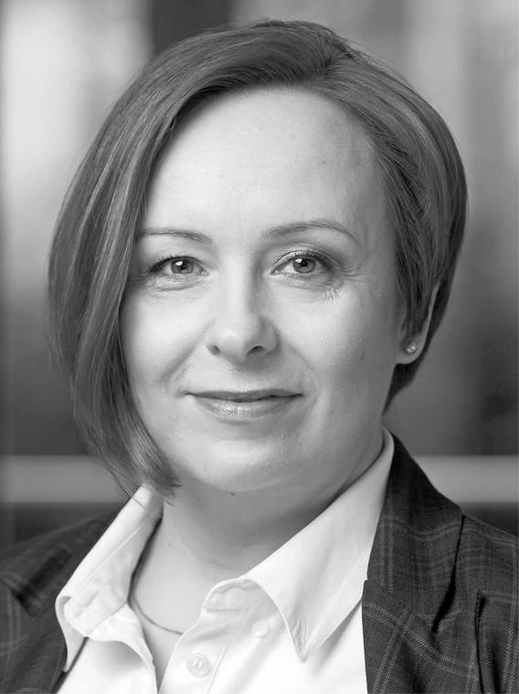 Izabella Dudek-Urbanowicz rzecznik patentowy, prezes zarządu kancelarii patentowej Patpol