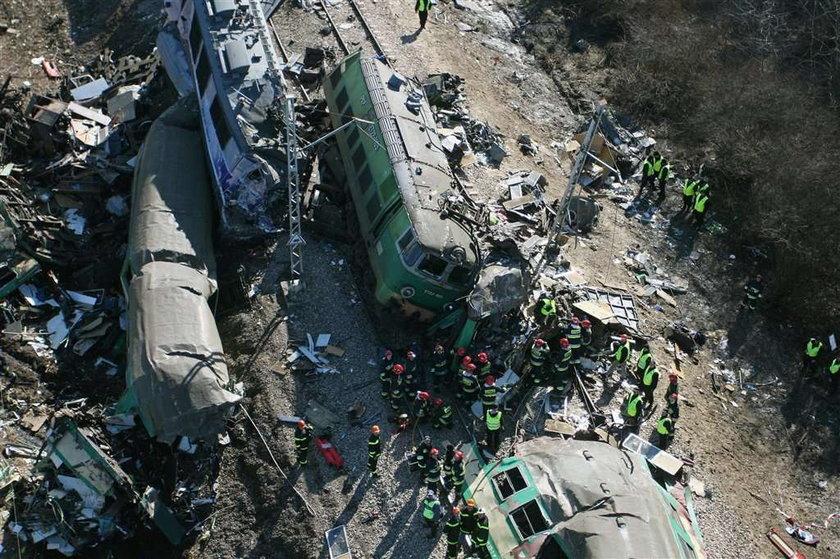 Raport o kolei. Wypadki i awarie to codzienność