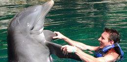 Messi jak polski tancerz. Tańczący z delfinami