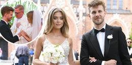 Joanna Opozda i Antoni Królikowski na ślubnym kobiercu. Kto pojawił się na ich ślubie? [ZDJĘCIA]