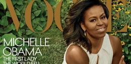 Michelle Obama na okładce magazynu Vogue