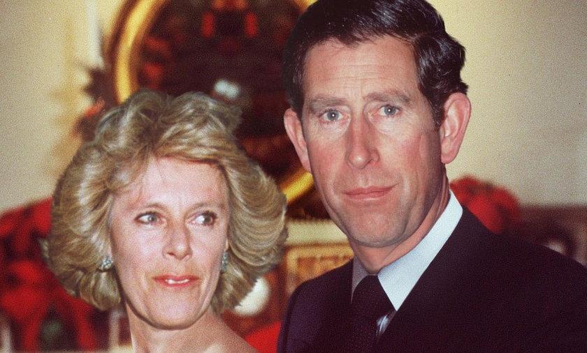 KsiążęKarol i księżna Camilla