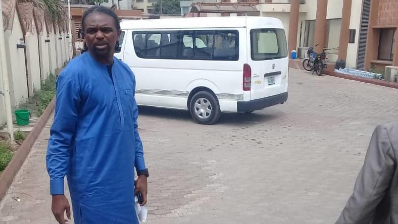 Kanu Nwankwo has reportedly to been robbed of his medals [NFF]