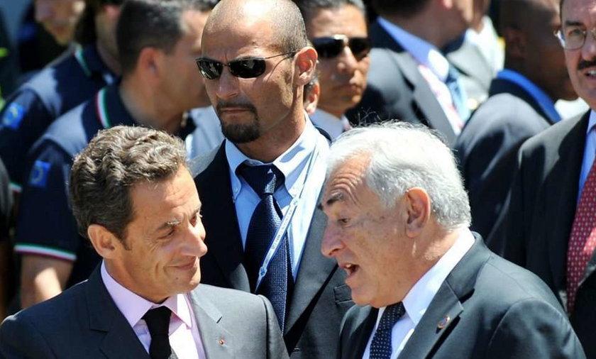 Sarkozy nie chce wysokich