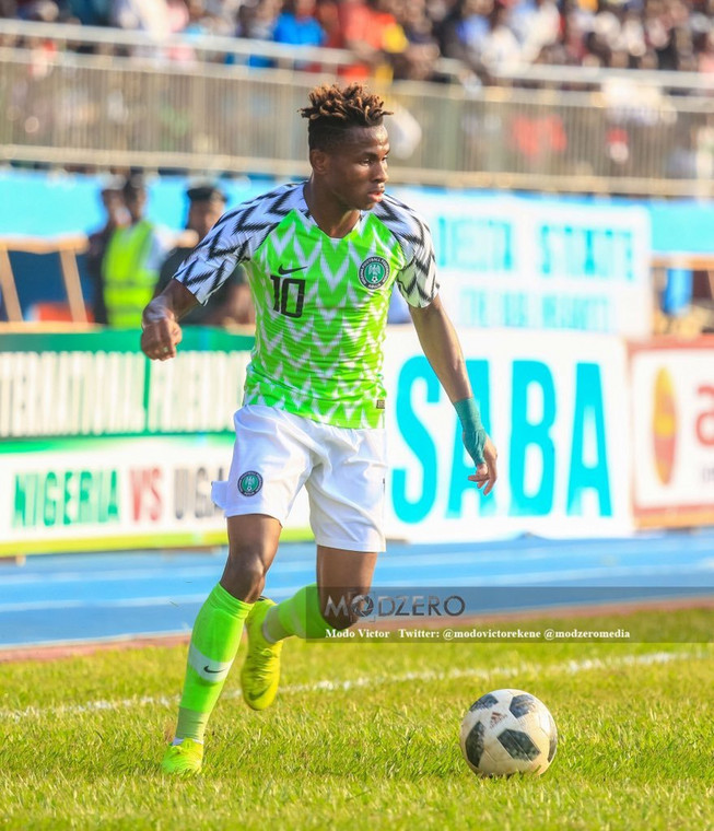 Samuel Chukwueze is set to be a crucial part of Gernot Rohr's plans at AFCON 2019