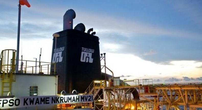 Ghana expects steady oil output as Tullow's Jubilee recovers