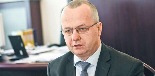 Wojciech Kowalczyk, wiceminister finansów, fot. Wojciech Górski.