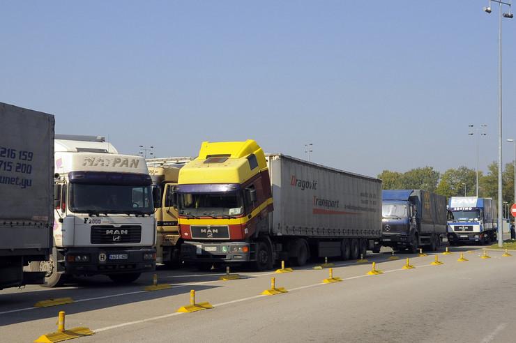 carina terminal raca kamioni uvoz