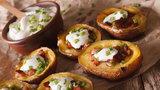 Doskonałe ziemniaki wprost z patelni i piekarnika