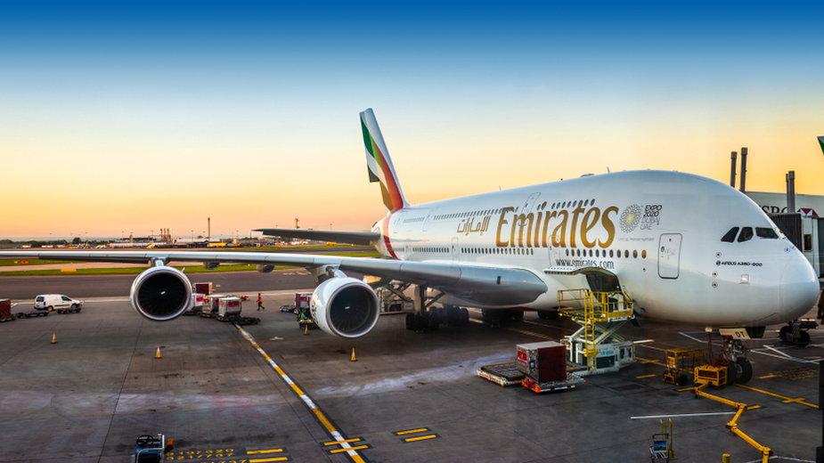 Emirates: Będzie więcej lotów z Warszawy do Dubaju