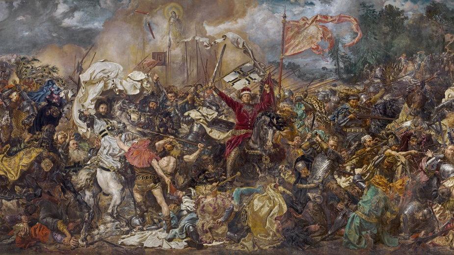 Jan Matejko, Bitwa pod Grunwaldem