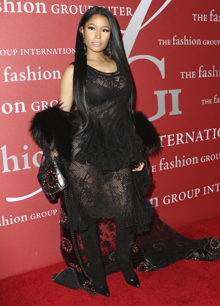 Raperka Nicki Minaj słynie z ostrego języka i eksperymentowania ze stylem.