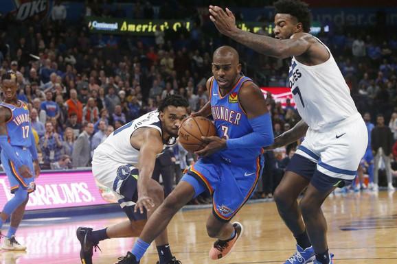 NAJLUĐA NBA POBEDA SVIH VREMENA! As cinkario rivala sudijama sekund pre kraja i običan meč pretvorio u ANTOLOGIJSKI! /VIDEO/