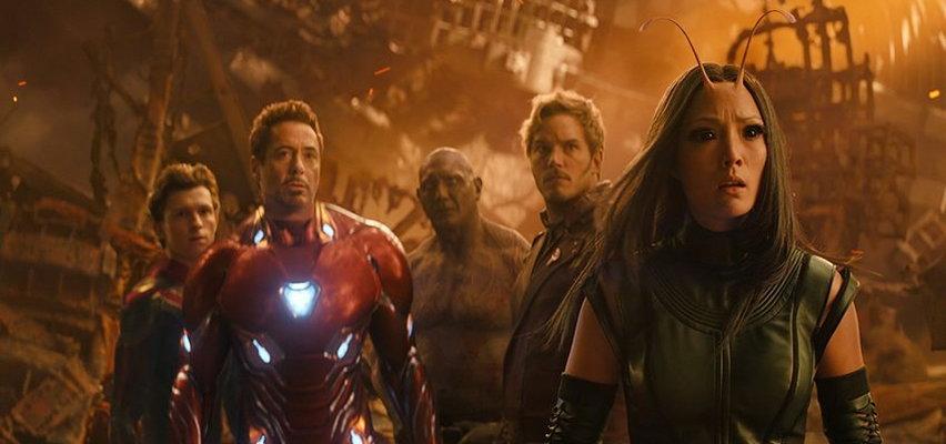 Avengers: Wojna bez granic. Starcie, które zdecyduje o losach świata