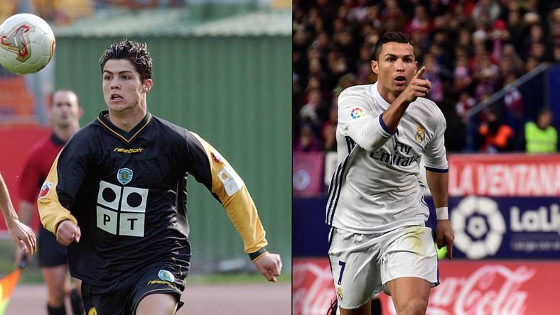 0a9ea3083 Cristiano Ronaldo w Sportingu CP – historia młodości CR7 - Liga Mistrzów