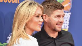 Alex Gerrard wygląda świetnie dwa miesiące po porodzie