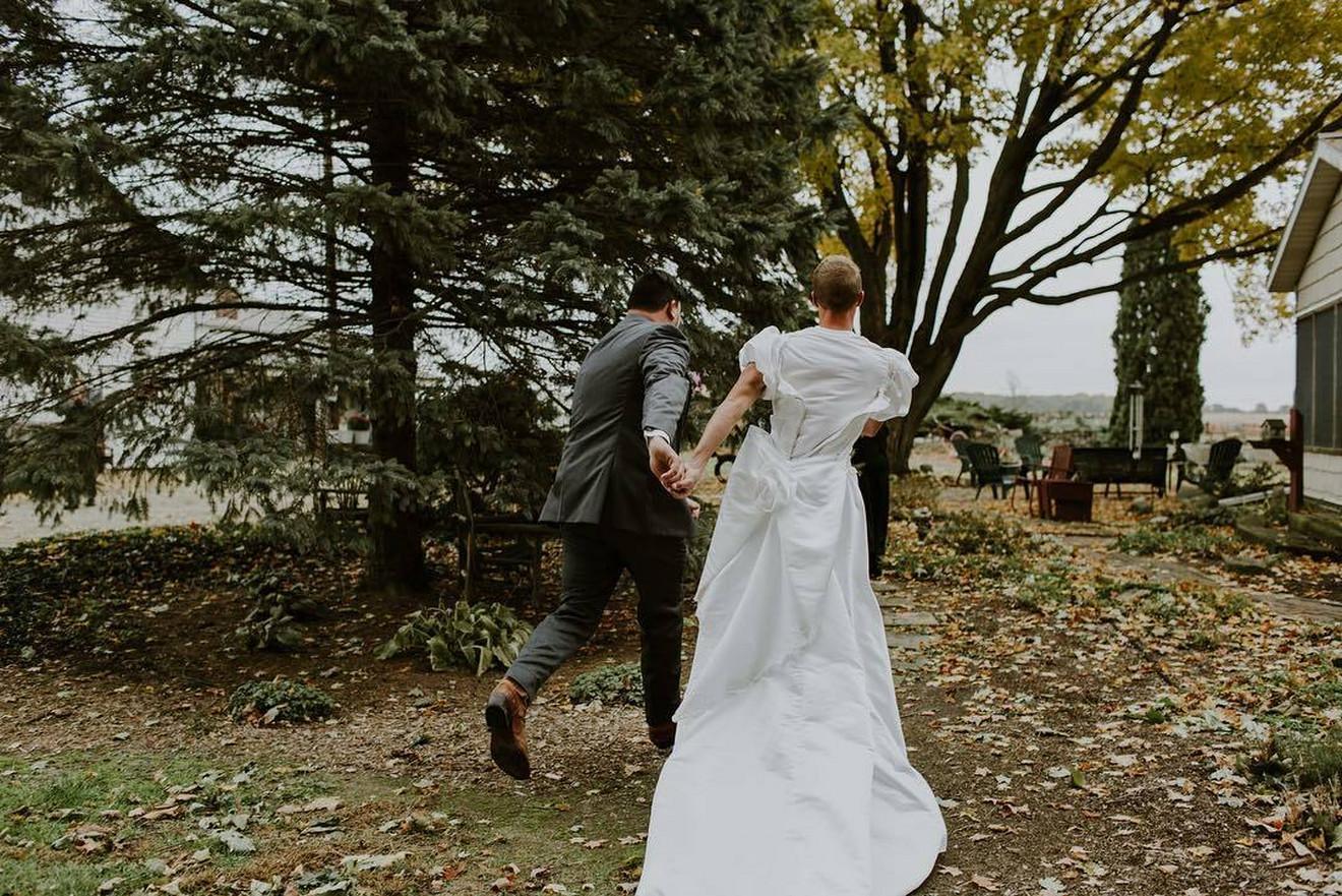 Upravo venčani