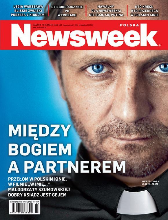 """Okładka najnowszego """"Newsweeka"""""""
