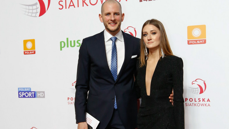 Bartosz Kurek i Anna Grejman