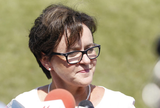 Ja chciałabym, żebyśmy najpierw określili, czym PO będzie przez najbliższe lata - zapewniła minister