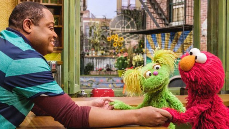 'Sesame Street' Teaches Kids About Addiction