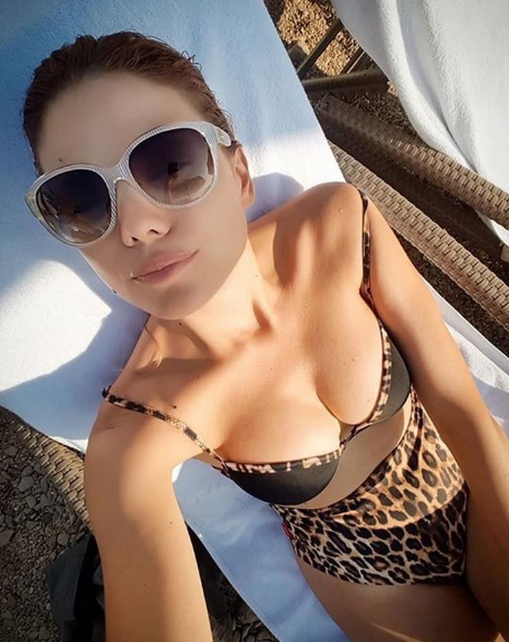 Lejla - žena Tarika Filipovića