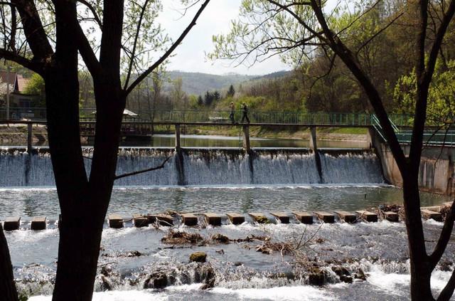 Na reci Gradac gradiće hidroelektrane