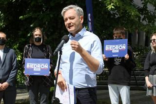 Biedroń zaapelował do wszystkich kandydatów o deklarację, czy są za równością małżeńską