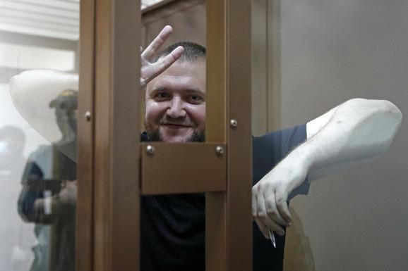 Spreman na borbu: Vladimir Voroncov