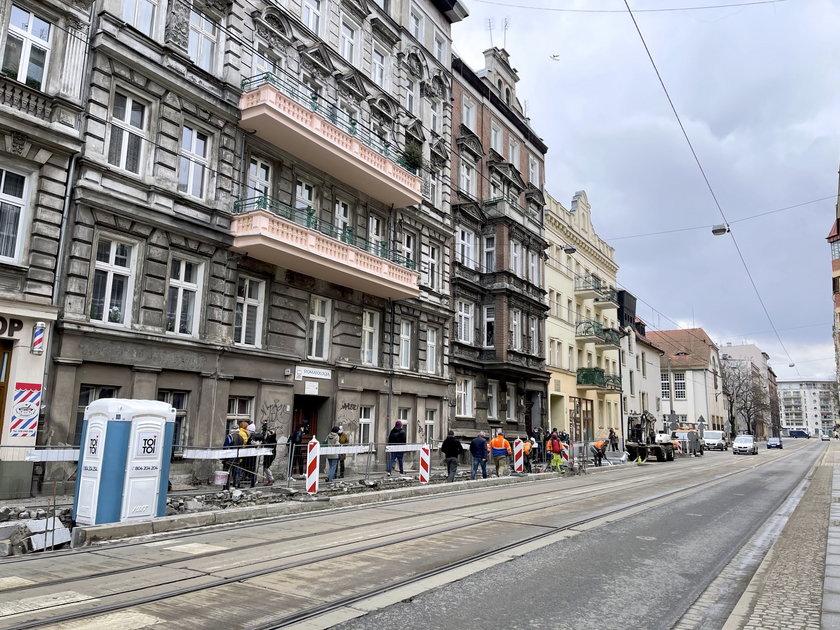 Jedna z najgłośniejszych ulic