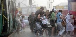 Alarm. Nad Polskę idą groźne burze