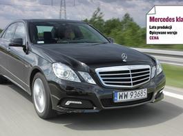 Gwiazda w końcu zabłysła: Mercedes klasy E (W212/S212)