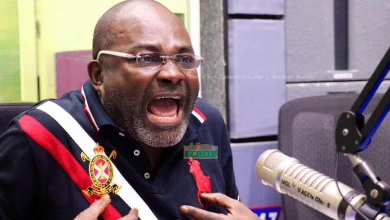 Ken Agyapong apologises for 'insulting' Parliament