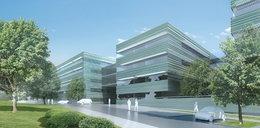Tak budują Centrum Medycyny Nieinwazyjnej